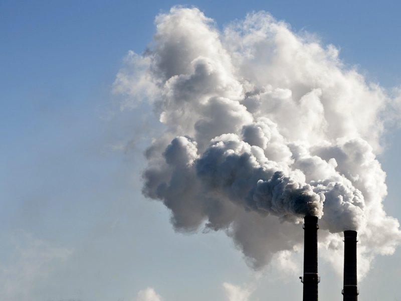 Вдыхание грязного воздуха может привести к прибавке веса