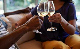 Женщина, мужчина и алкоголь