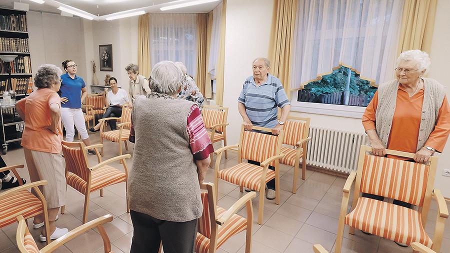 «Родительский дом» — пансионат для пожилых людей с идеальными условиями пребывания