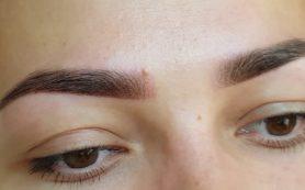 Что такое пудровые брови, плюсы и минусы процедуры