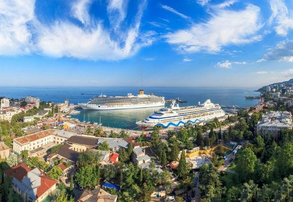 Ялта – главный курортный город Крыма