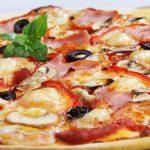 """Как готовить пиццу """"Ветчина Салями"""" самому"""