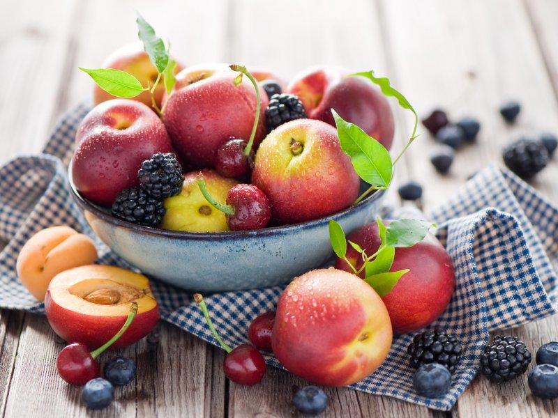 Эти 5 питательных продуктов помогают бороться с воспалением