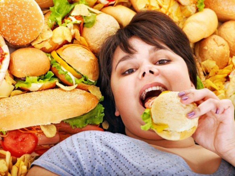 Как жирная пища вредит кишечнику