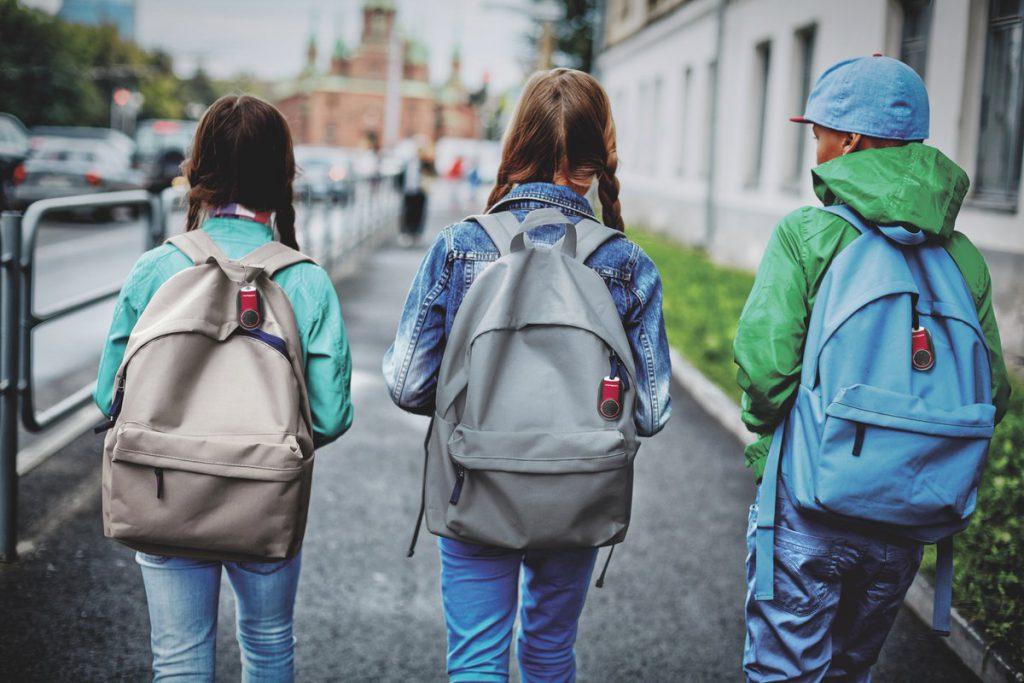 Как правильно выбрать школьный рюкзак?