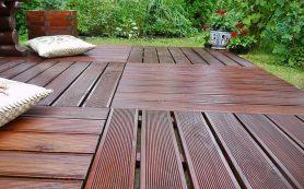 Доступно о популярном — деревянная террасная доска