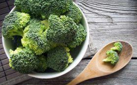 Батат и брокколи помогут при запорах