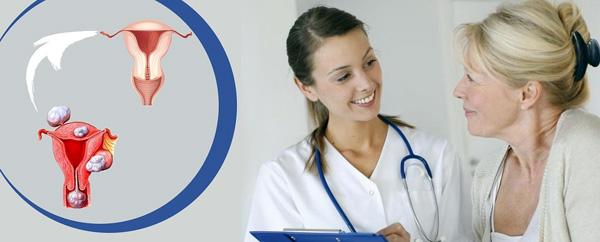Миома матки при климаксе: симптомы и способы лечения