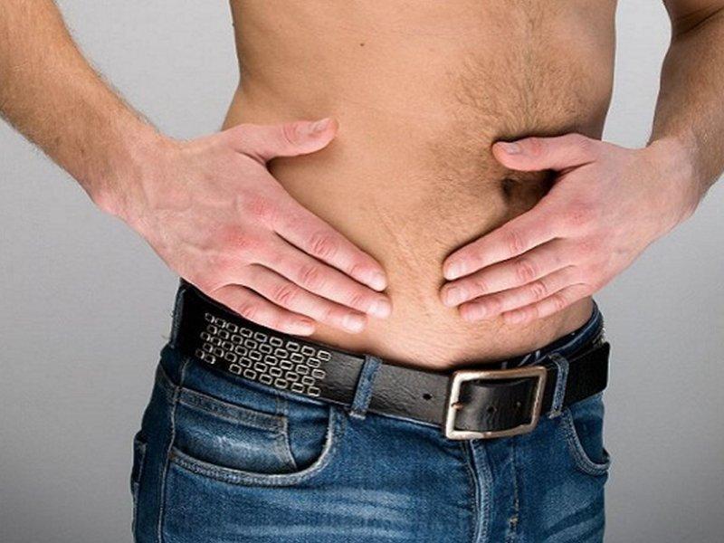 Названа частая причина язвы желудка