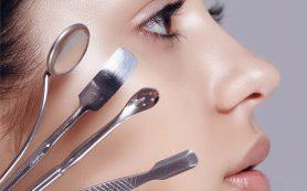Косметология — механическая чистка лица