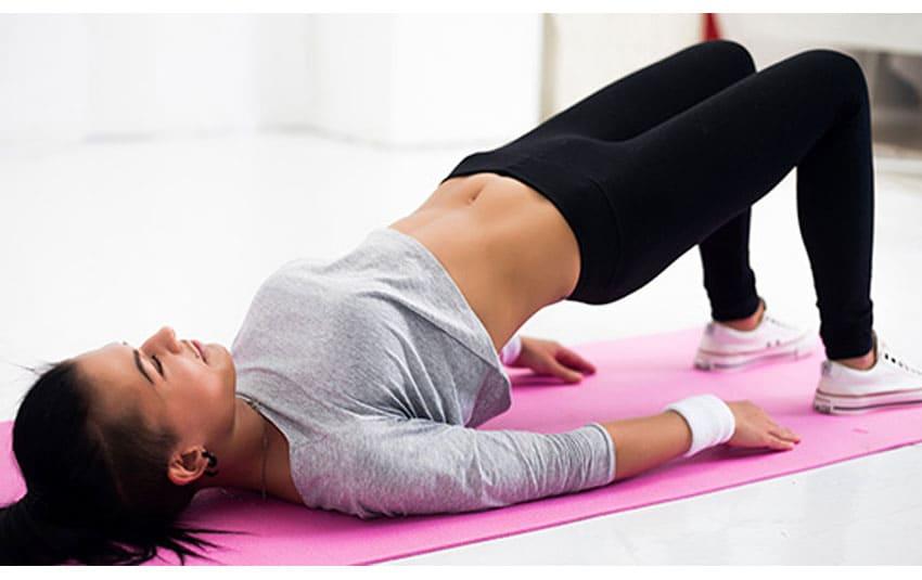 Упражнения, которые предотвратят заболевания желудка