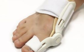 Ортопедические изделия для устранения деформации пальцев стопы
