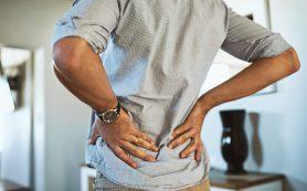 Как предотвратить боль в спине?