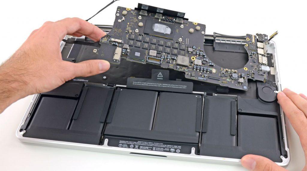 Качественный ремонт Macbook