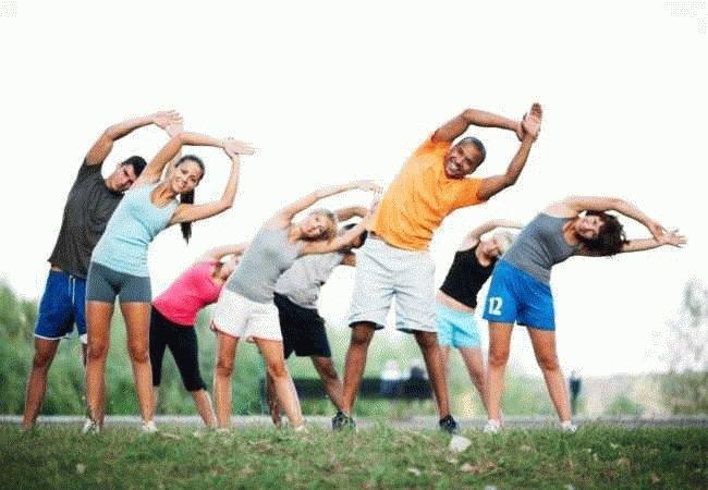 Физические упражнения при язве желудка