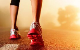 Занятия бегом позволяют лечить язву желудка