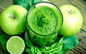 Фруктово-овощные коктейли для очищения печени