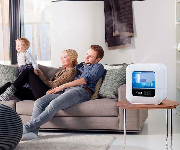 Boneco: высокое качество воздуха для всей семьи