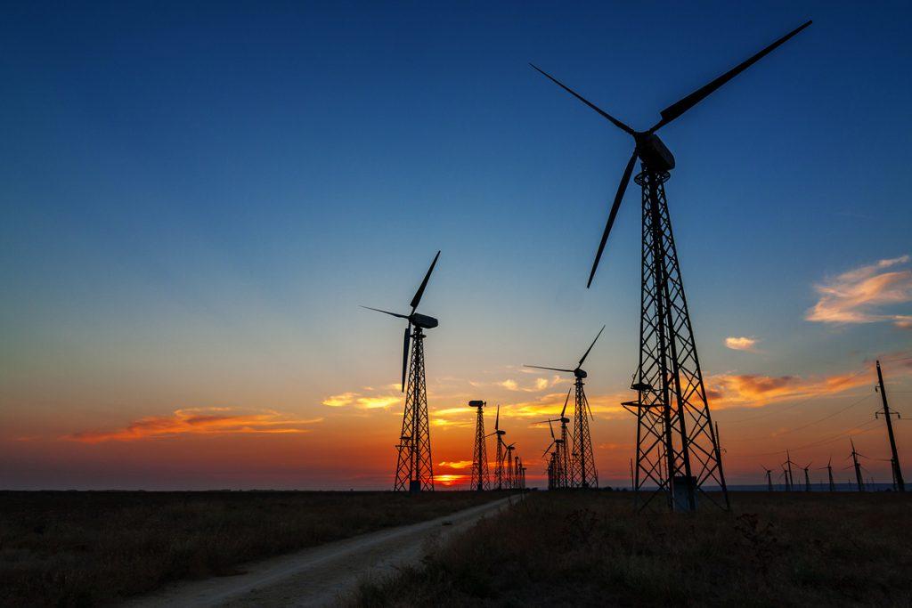 Ветровая электроэнергия