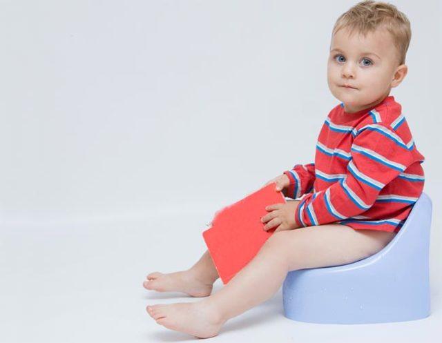 Понос у ребенка на нервной почве