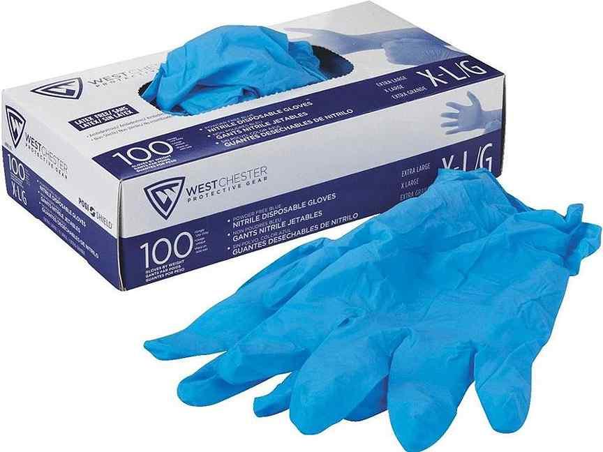 Виниловые перчатки и их характеристика