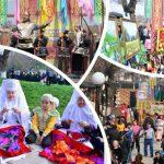 Наурыз - казахский праздник весны