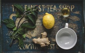 5 видов чая, которые помогут при расстройстве желудка