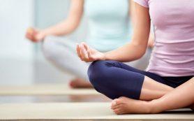 При заболеваниях желудочно-кишечного тракта поможет медитация