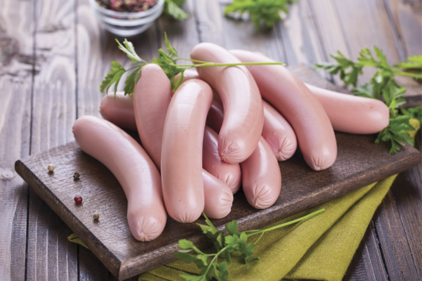 Как часто можно есть сосиски без риска для здоровья?