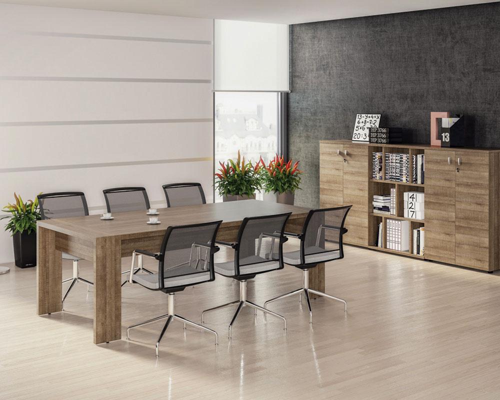Офисная мебель для переговорной: качество и стиль вместе с Найс-Офис (Nice-Office)