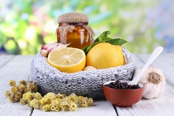 Лечение простуды народной медициной