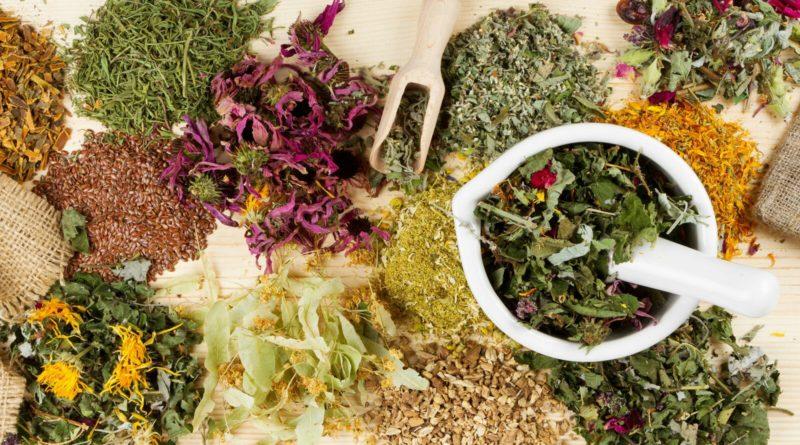 Натуральные средства для улучшения пищеварения