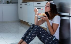 Продукты, которые нельзя есть перед сном