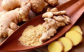Имбирный чай для улучшения пищеварения
