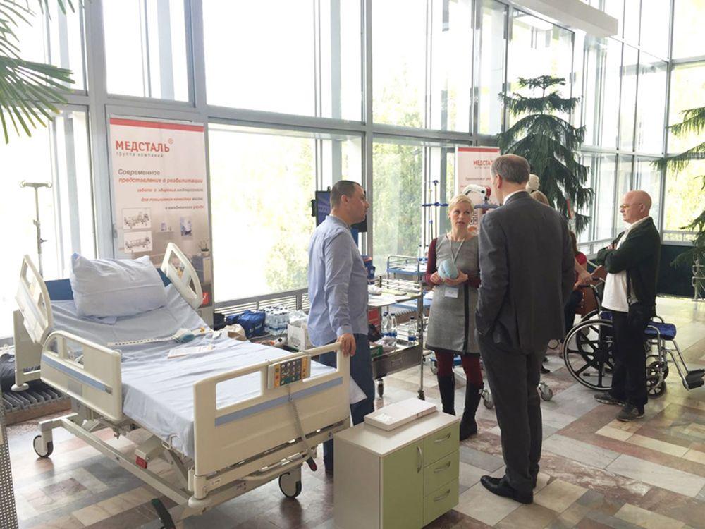 Компания Медсталь-Сибирь – оборудование и приспособления для тяжелобольных