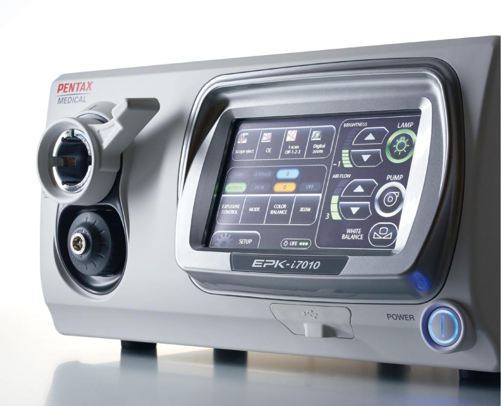 Эндоскопическая система PENTAX EPK-I7010