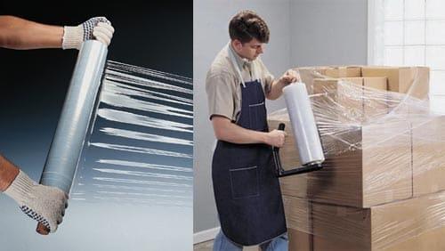 Преимущества упаковки из пленки для продуктов