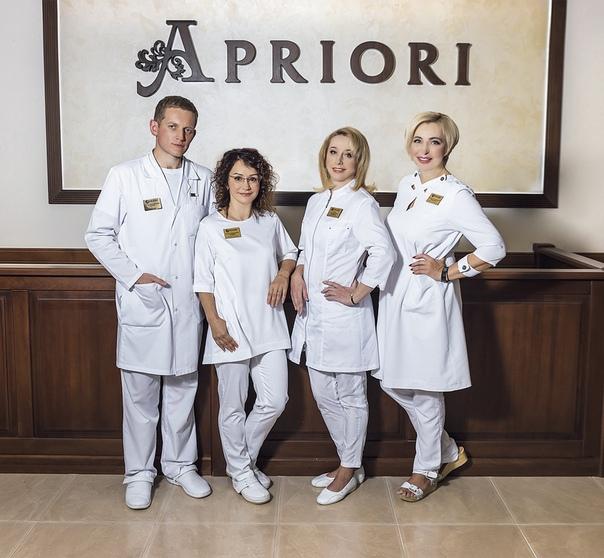 Услуги клиники Априори