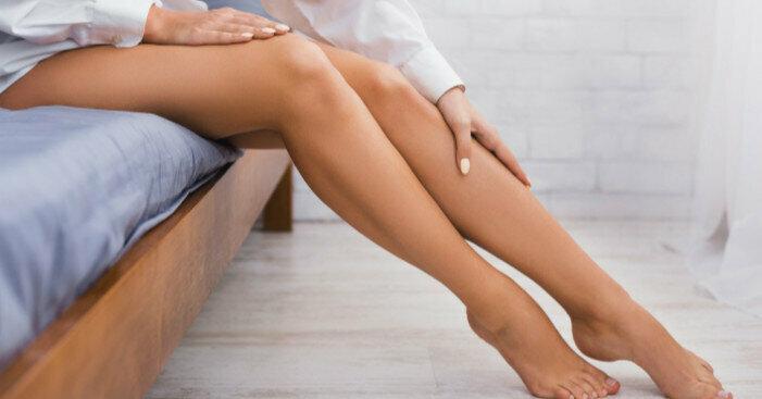 Как по ногам распознать проблемы с печенью: 9 признаков