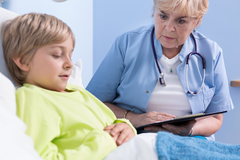 Распространенные заболевания ЖКТ у детей