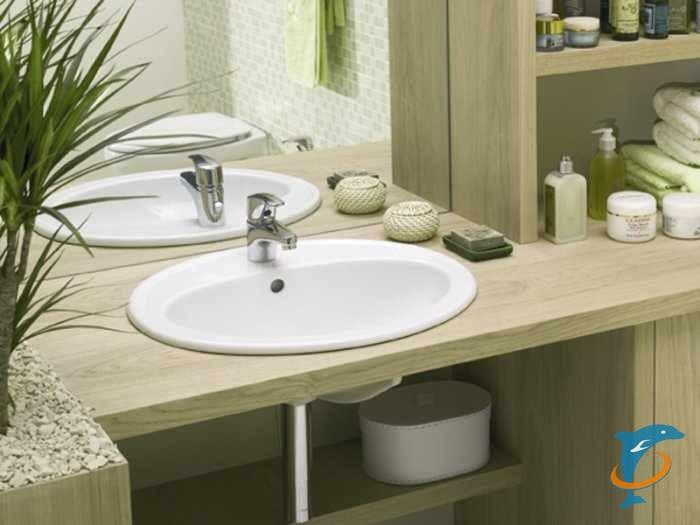 Как выбрать столешницу для ванной?