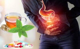 Средства от изжоги помогут облегчить неприятные ощущения