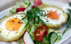 Ученые: яичница — самый полезный завтрак