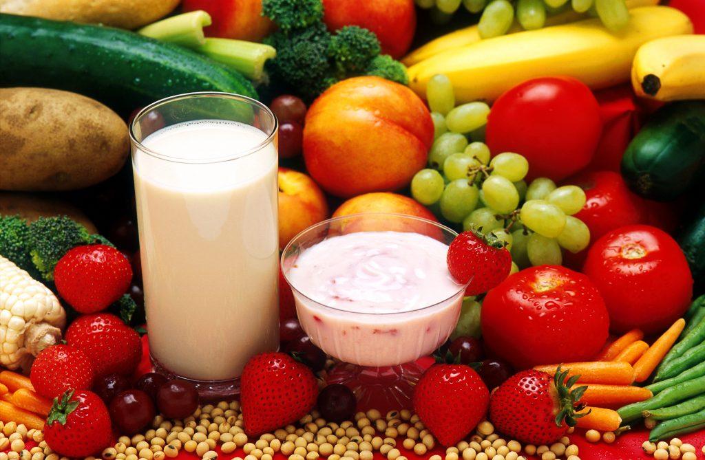 Вегетарианцы в три раза реже страдают кишечными расстройствами