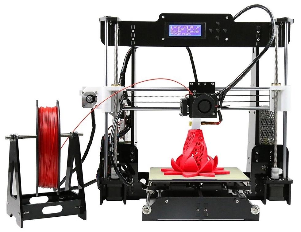 Преимущества 3D печати