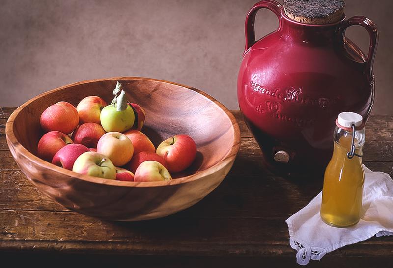 Гастрит, изжога: поможет яблочный уксус!